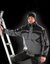 Zip Sleeve Heavy Duty Jacket