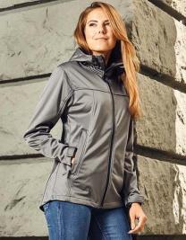 Women`s Hoody Softshell Jacket